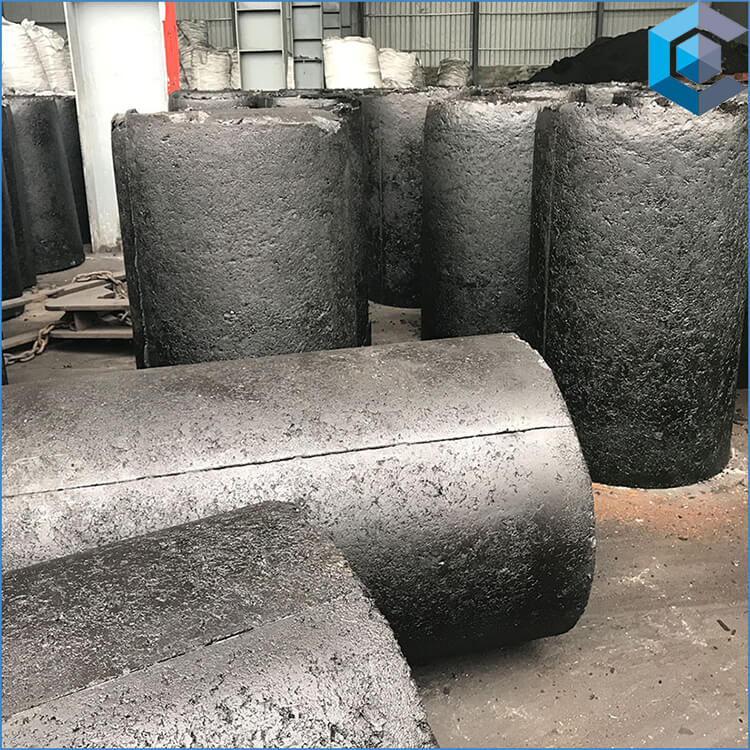 Cylinder Electrode Paste Used for Alloy Plants